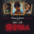 Kriz Beatz – Erima Lyrics (ft. Davido & Tekno)