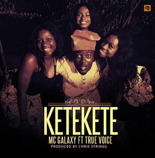 Mc Galaxy - Ketekete Lyrics