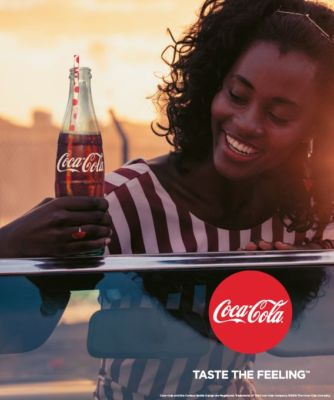 Coca-Cola – Taste The Feeling Lyrics (ft. 2Baba & Yemi Alade)