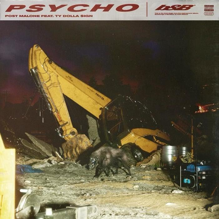 Post Malone - Psycho Lyrics (ft. Ty Dolla Sign)