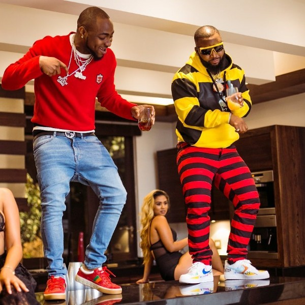 Cassper Nyovest - Check On You Lyrics (ft. Davido)
