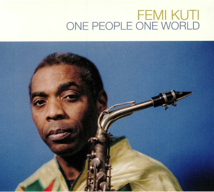 Femi Kuti - The Way Our Lives Go Lyrics