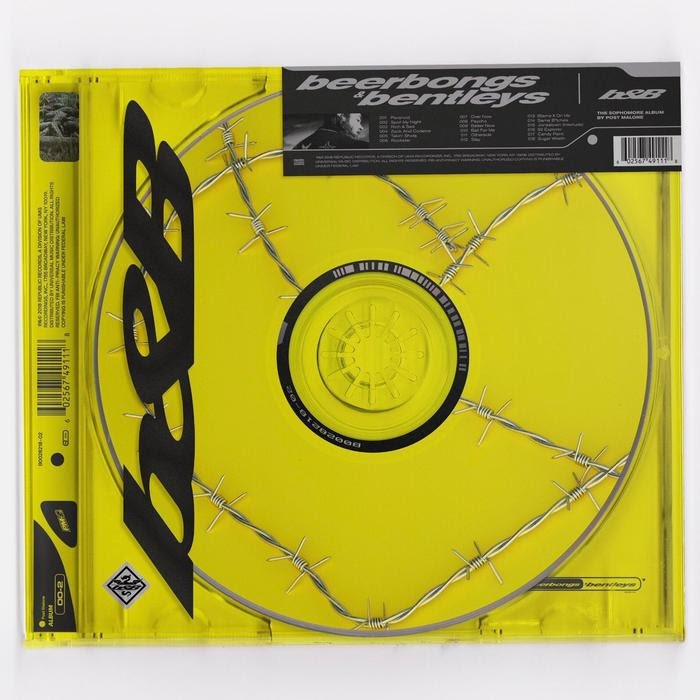 Post Malone - Rich & Sad Lyrics