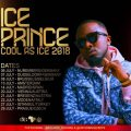 "Ice Prince Announces ""Cool As Ice 2018"" Tour"