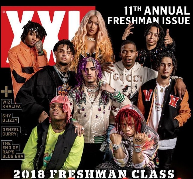 The 2018 XXL Freshman Class Revealed