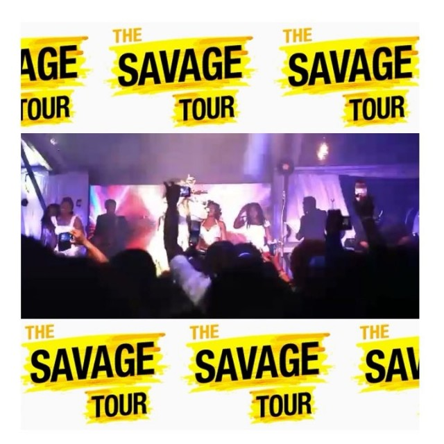 """Tiwa Savage Unveils Date For 'The Savage Tour"""" At The Indigo At O2 Arena In London."""