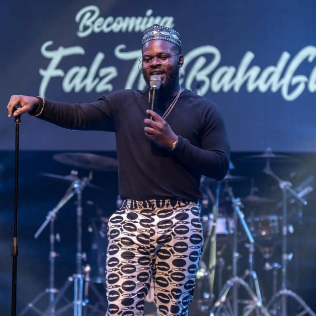 Falz Unveils His First Signing To His 'Bahd Guy Record Label'