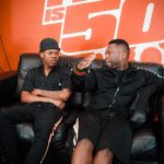 Nasty C & 50 Cent Connect For A Brief Meeting Of The Bosses