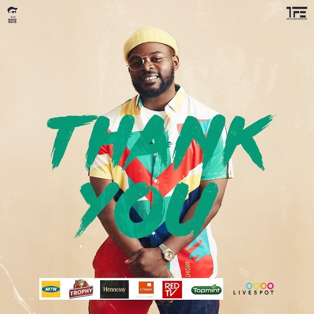 Falz Gives An Electrifying Performance At